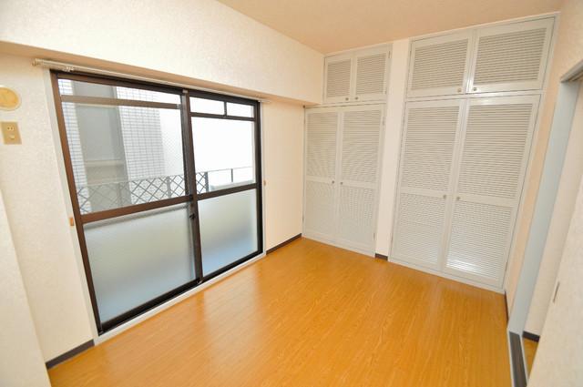 日伸ビル 解放感たっぷりで陽当たりもとても良いそんな贅沢なお部屋です。