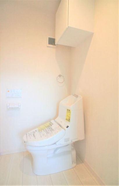 フォンテーヌ井土ヶ谷トイレ