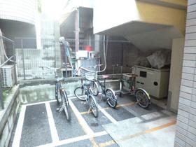 スカイコート世田谷用賀第2駐車場