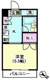 HOUSE・K 201号室