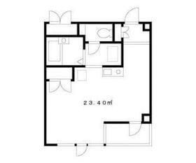 グールドハウス2階Fの間取り画像