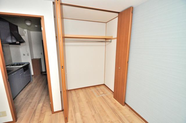 アット・トーク 収納がたくさんあると、お部屋がすっきり片付きますね。