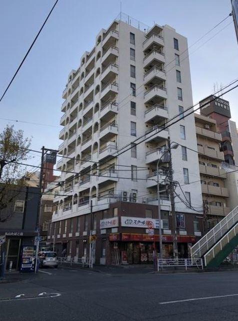朝日ヶ丘ニュースカイマンションの外観画像