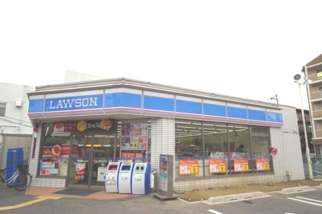 ローソン放出東二丁目店