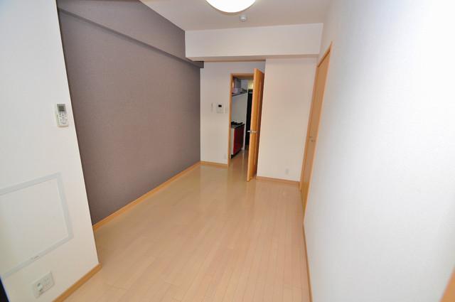 CITY SPIRE布施(ラグゼ布施) 落ち着いた雰囲気のこのお部屋で休むと一日の疲れも吹っ飛びます。