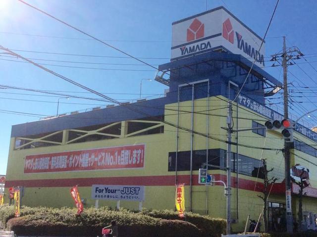 ヤマダ電機テックランド武蔵村山店