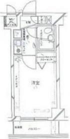 クリオ星川弐番館3階Fの間取り画像