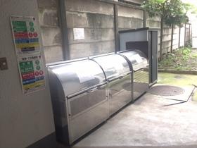 スカイコート新宿第2共用設備