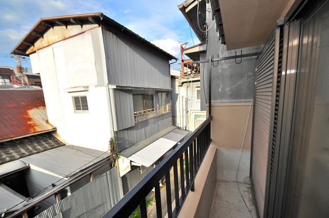 ビーフォレスト尼崎KANNAMI この見晴らしが日当たりのイイお部屋を作ってます。