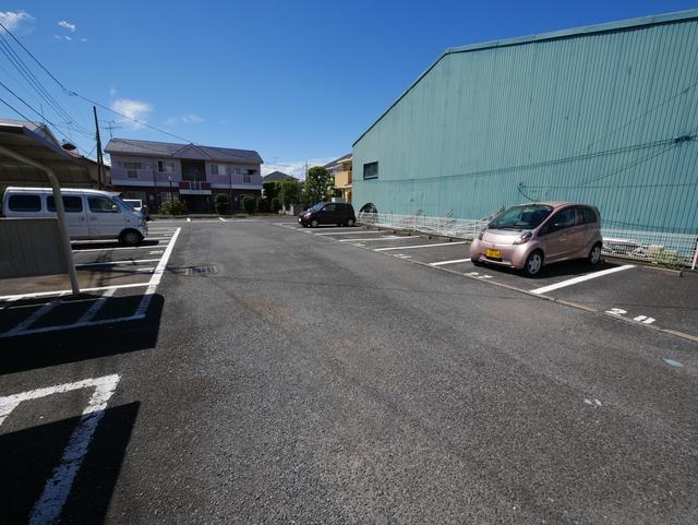 アルエットⅠ駐車場