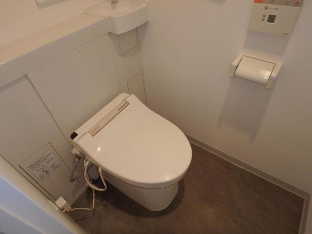 学芸大学駅 徒歩12分トイレ