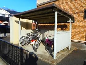 DUPLEX TANAZAWAⅡ駐車場