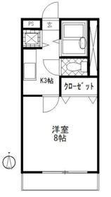 希望ヶ丘駅 徒歩4分1階Fの間取り画像
