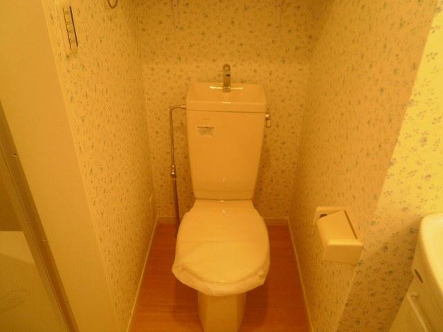 BRICKSトイレ