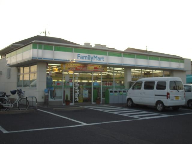 ファミリーマート一ツ木町店