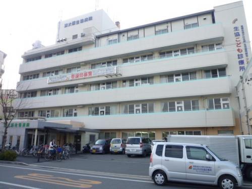 ハイツ片岡Ⅱ 東大阪生協病院