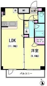 エスティメゾン大井仙台坂 1202号室
