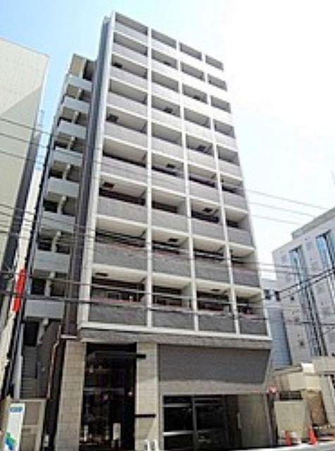 クレイシア新横浜の外観画像