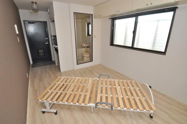 MAISON YAMATO 朝には心地よい光が差し込む、このお部屋でお休みください。