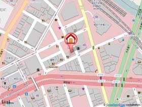 淡路町駅 徒歩2分案内図