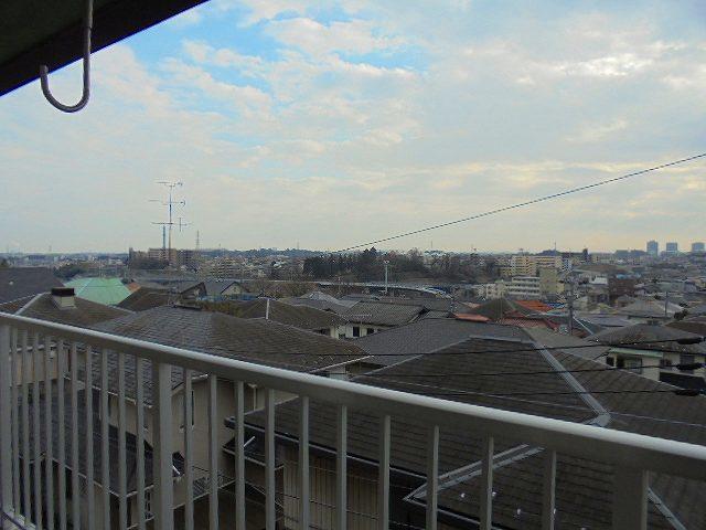 サンハイム富士見景色