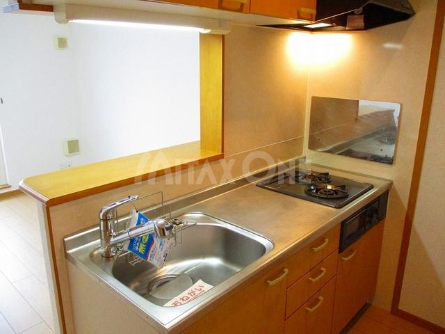 シュクレポワールビー(シュクレポワールB)キッチン
