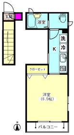 サン・ハイツ 202号室