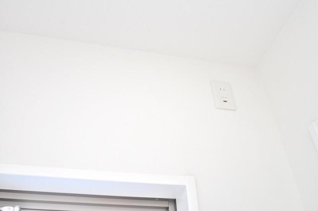 グランドゥーエ永和駅前 エアコンが最初からついているなんて、本当にうれしい限りです。
