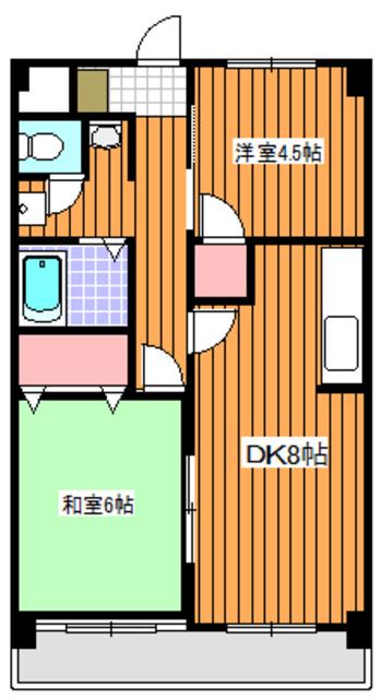 第三藤ホームビル間取図