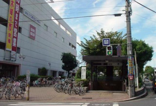 出戸駅(大阪地下鉄 谷町線)