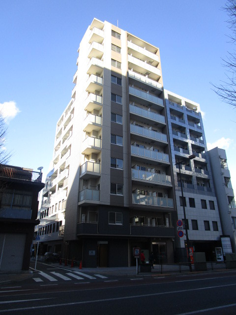 フェルクルールプレスト京王八王子駅前の外観画像
