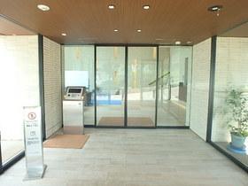 稲城長沼駅 徒歩20分エントランス
