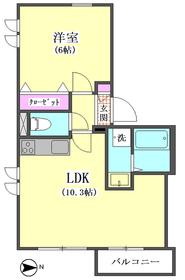 (仮称)大森西3丁目メゾン 202号室
