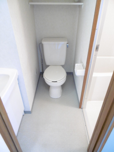 メゾンドクローネトイレ