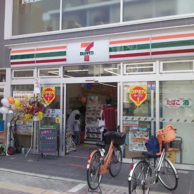 セブンイレブン堺中百舌鳥駅北口店