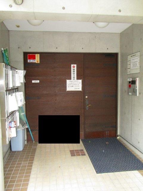 YOKOHAMA BAY HILLS共用設備