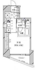 岩本町駅 徒歩4分4階Fの間取り画像