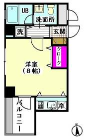 シャルマンコート 302号室