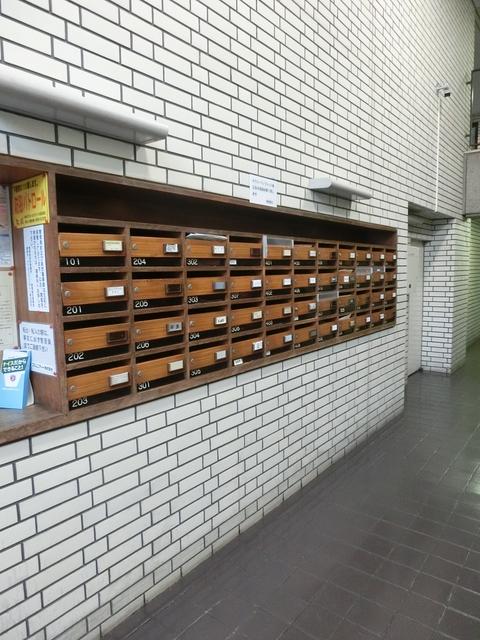 シルクハウス横浜共用設備