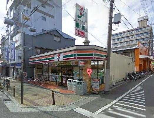 プルシャン今里 セブンイレブン大阪新今里4丁目店
