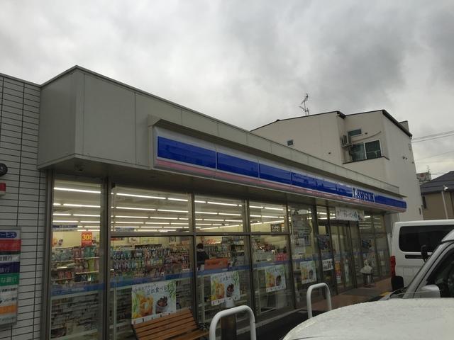 グランエクラ田島 ローソン田島六丁目店