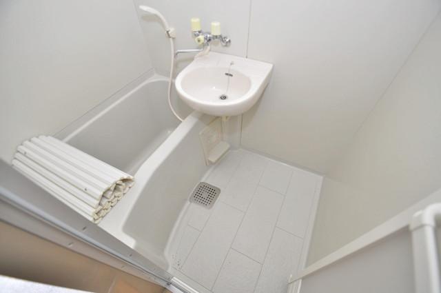 サンビレッジ・デグチⅡ 一日の疲れを洗い流す大切な空間。ゆったりくつろいでください。