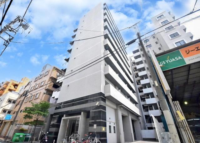 ヴィータローザ横浜吉野町の外観画像