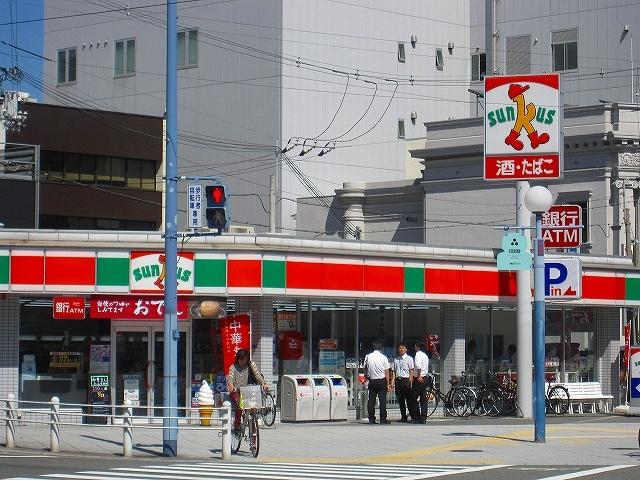 サンクス大阪福島西通店