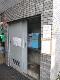 スカイコート高田馬場第3共用設備