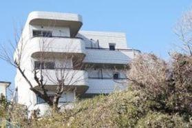 梅林の丘マンションの外観画像