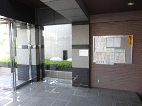 ハチホウハイツ上野町エントランス