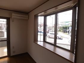 ※中部屋のため出窓はありません