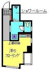 ミカローズ3階Fの間取り画像