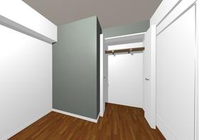 アーバンヒルズEKトランクルーム付 201号室
